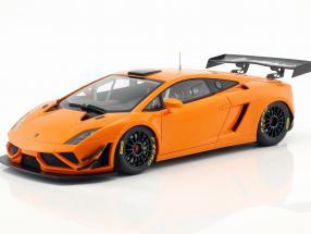 Lamborghini Gallardo GT3 FL2 Year 2013 orange 1:18 AUTOart
