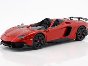 Lamborghini Aventador J Year 2012 red metallic 1:18 AUTOart