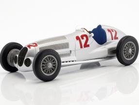 Rudolf Caracciola Mercedes-Benz W125 #12 Winner German GP 1937 1:18 Minichamps