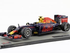 Max Verstappen Red Bull RB12 Formel 1 2016 1:43 Altaya