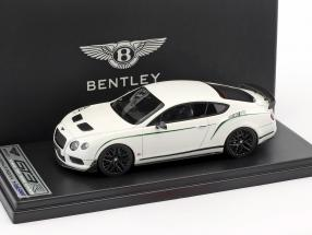 Bentley Continental GT3-R Goodwood Festival of Speed 2014 weiß 1:43 LookSmart