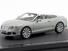 Bentley Continenal GTC Next Generation hellgrünmetallic 1:43 Minichamps