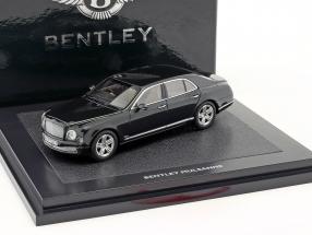 Bentley Mulsanne MDNGHT emer dunkelgrünmetallic 1:43 Minichamps