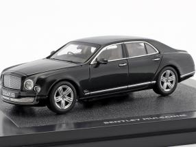 Bentley Mulsanne MDNGHT emer dark green metallic 1:43 Minichamps