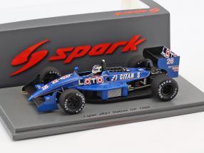 Stefan Johansson Ligier JS31 #26 United States GP formula 1 1988 1:43 Spark