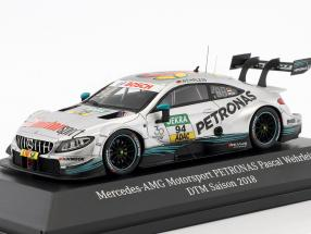 Mercedes-Benz AMG C 63 DTM #94 DTM 2018 Pascal Wehrlein 1:43 Spark