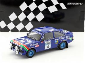 Ford Escort RS 1800 #4 Winner RAC Rally 1978 Mikkola, Hertz 1:18 Minichamps