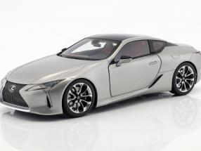 Lexus LC 500 titanium grau metallic 1:18 AUTOart