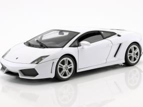 Lamborghini Gallardo LP560-4 Baujahr 2009 weiß 1:18 Welly