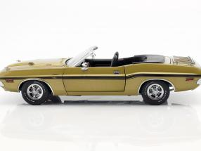 Dodge Challenger R/T Convertible Baujahr 1970 gold metallic
