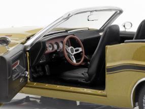 Dodge Challenger R/T Convertible Baujahr 1970 gold metallic