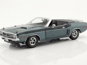 Dodge Challenger R/T Convertible Baujahr 1971 blaugrau metallic