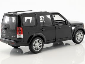 Land Rover Discovery year 2010 black