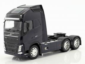 Volvo FH (6x4) Tractor year 2016 dark blue 1:32 Welly