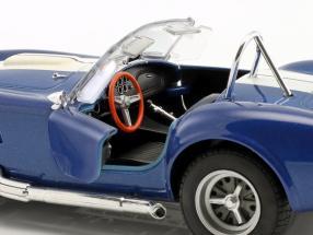 Shelby Cobra SC 427 Baujahr 1965 blau / weiß