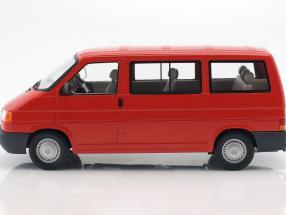 Volkswagen VW T4 Bus Caravelle Baujahr 1992 rot