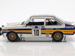 Ford Escort RS 1800 #10 Winner Rallye Akropolis 1980 Vatanen, Richards