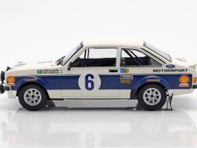Ford Escort RS 1800 #6 Winner Rallye Akropolis 1977 Waldegaard, Thorszelius
