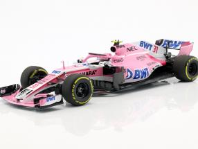 Esteban Ocon Force India VJM11 #31 formula 1 2018 1:18 Minichamps