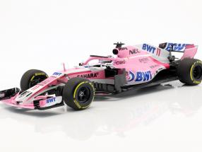 Sergio Perez Force India VJM11 #11 formula 1 2018 1:18 Minichamps