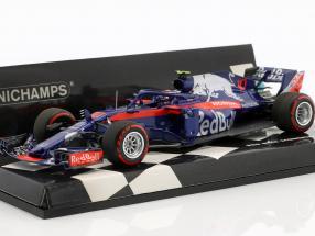 Pierre Gasly Scuderia Toro Rosso STR13 #10 Formel 1 2018