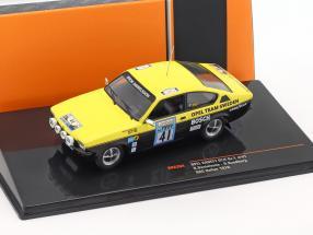 Opel Kadett GT/E Gr.1 #41 Lombard RAC Rallye 1976 Danielsson, Sundberg