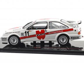 Ford Sierra RS Cosworth #11 Brünn GP WTCC 1987 Winkelhock, Biela