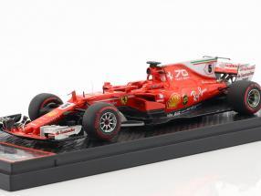 Sebastian Vettel Ferrari SF70H #5 3th Italien GP Formel 1 2017 1:43 BBR