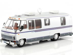 Airstream Excella 280 Turbo Motorhome Baujahr 1981 silber 1:43 Greenlight