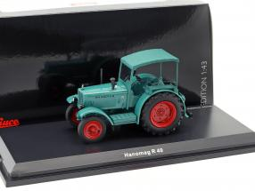 Hanomag R 40 with hood green 1:43 Schuco