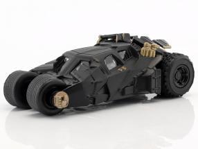 Batmobile from the Film The Dark Knight Triology black 1:50 HotWheelsElite One