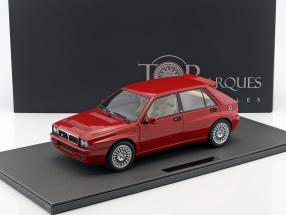 Lancia Delta Integrale Evolution II Baujahr 1995 rot 1:12 TopMarques