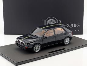 Lancia Delta Integrale Evolution II Club HF Baujahr 1995 schwarz 1:12 TopMarques