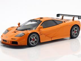 McLaren F1 LM Edition Baujahr 1995 orange 1:18 AUTOart