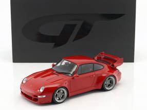 Porsche 911 (993) 4.0 Gunther Werks 400R carmin red 1:18 GT-Spirit