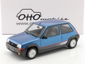 Renault Super 5 GT Turbo MK1 year 1986 light blue 1:12 OttOmobile