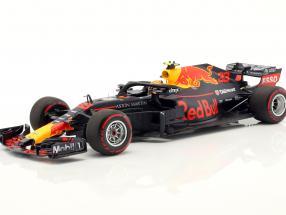M. Verstappen Red Bull RB14 #33 Winner Österreich GP F1 2018 1:18 Minichamps