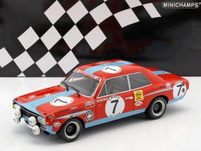 Opel Commodore A Steinmetz #7 24h Spa 1972 Joossens, Marshall 1:18 Minichamps