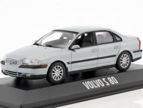 Volvo S80 silberblau-metallic 1:43 Minichamps