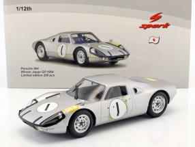 Shikiba Soukichi Porsche 904 #1 Winner Japan GP 1964 1:12 Spark