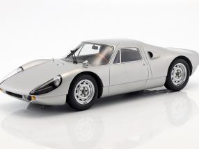 Porsche 904 GTS Year 1964 silver 1:12 Spark