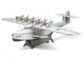Dornier Do X Aircraft Year of construction 1929 silver 1:72 Schuco