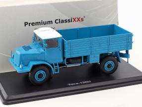 Tatra 128N LKW Pritsche Baujahr 1951 blau / weiß 1:43 Premium ClassiXXs
