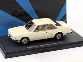 BMW 2200ti Garmisch Bertone year 1970 White 1:43 AutoCult