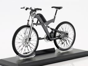 Bicycle BMW Q6.S XTR Grey 1:10 Welly