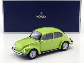 Volkswagen VW Beetle 1303 year 1972 green metallic 1:18 Norev
