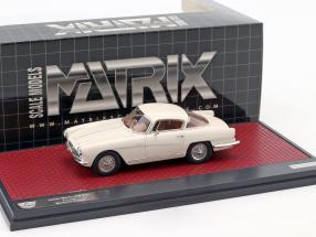Aston Martin DB2/4 Coupe Bertone Arnolt Baujahr 1953 weiß 1:43 Matrix