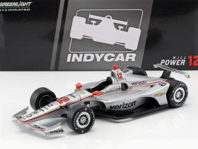Will Power Chevrolet #12 Indycar Series 2019 Team Penske 1:18 Greenlight