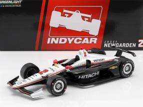 Josef Newgarden Chevrolet #2 Indycar Series 2019 Team Penske 1:18 Greenlight