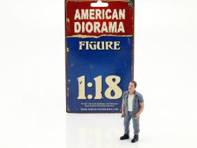 Hanging Out 2 Beto figure 1:18 American Diorama